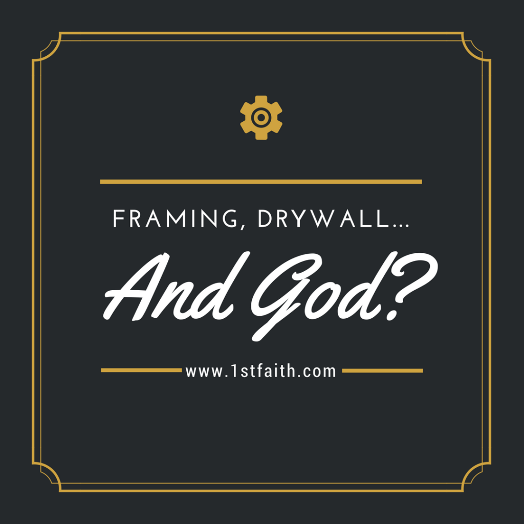 It can be easy to get stuck in the framing stages of life, but God has so much more planned for you. Read more over at Where Faith Grows!